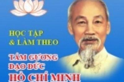"""HỘI THI KỂ CHUYỆN """"Học tập và làm theo tấm gương đạo đức Hồ Chí Minh"""""""