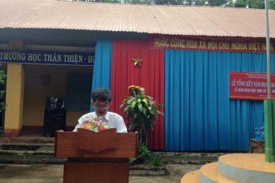 LỄ TỔNG KẾT NĂM HỌC 2016 – 2017 TRƯỜNG THCS NGÔ QUYỀN