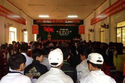 Sôi nổi các hoạt động chào mừng kỷ niệm 85 Ngày thành lập Đoàn TNCS Hồ Chí Minh